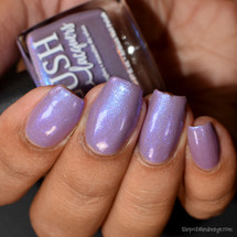 Esme Cove from the Sea Water Shimmers II Collection by BLUSH Lacquers AVAILABLE AT GIRLY BITS COSMETICS www.girlybitscosmetics.com | Photo credit: The Polished Mage