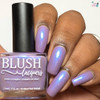 Esme Cove from the Sea Water Shimmers II Collection by BLUSH Lacquers AVAILABLE AT GIRLY BITS COSMETICS www.girlybitscosmetics.com | Photo credit: Queen of Nails 83