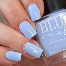 True Love from the Candy Heart Cremes Collection by BLUSH Lacquers AVAILABLE AT GIRLY BITS COSMETICS www.girlybitscosmetics.com | Photo credit: Manicure Manifesto