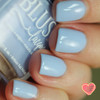 True Love from the Candy Heart Cremes Collection by BLUSH Lacquers AVAILABLE AT GIRLY BITS COSMETICS www.girlybitscosmetics.com | Photo credit: Streets Ahead Style