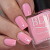 Be Mine from the Candy Heart Cremes Collection by BLUSH Lacquers AVAILABLE AT GIRLY BITS COSMETICS www.girlybitscosmetics.com | Photo credit: Manicure Manifesto
