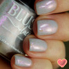 Silver Lining from the Double Rainbow Shimmers Collection by BLUSH Lacquers AVAILABLE AT GIRLY BITS COSMETICS www.girlybitscosmetics.com | Photo credit: Streets Ahead Style