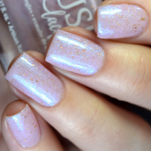 Lilac Dawn from the Double Rainbow Shimmers Collection by BLUSH Lacquers AVAILABLE AT GIRLY BITS COSMETICS www.girlybitscosmetics.com | Photo credit: @pamperedpolishes
