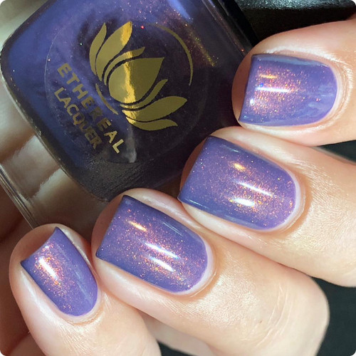 Sacred from the Sacred Succulet Collection by Ethereal Lacquer AVAILABLE AT GIRLY BITS COSMETICS www.girlybitscosmetics.com | Photo credit: IG @nailmedaily