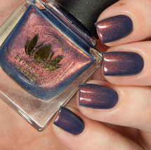 Sempervivum from the Sacred Succulet Collection by Ethereal Lacquer AVAILABLE AT GIRLY BITS COSMETICS www.girlybitscosmetics.com | Photo credit: Cosmetic Sanctuary