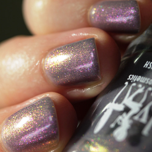 Smoke on the Water (May 2019 CoTM) by Girly Bits Cosmetics AVAILABLE AT GIRLY BITS COSMETICS www.girlybitscosmetics.com  | Photo credit: Streets Ahead Style