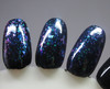 Flake It Till You Make It! (May 2019 CoTM) by Girly Bits Cosmetics AVAILABLE AT GIRLY BITS COSMETICS www.girlybitscosmetics.com  | Photo credit: Girly Bits Cosmetics | Shown over black