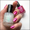 Flake It Till You Make It! (May 2019 CoTM) by Girly Bits Cosmetics AVAILABLE AT GIRLY BITS COSMETICS www.girlybitscosmetics.com | Shown over Slushie Lips & Tips | Photo credit: @manigeek