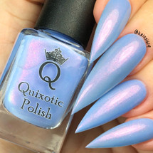 Enlighten from the Illumi-Naughty Collection by Quixotic AVAILABLE AT GIRLY BITS COSMETICS www.girlybitscosmetics.com | Photo credit: @krissi619