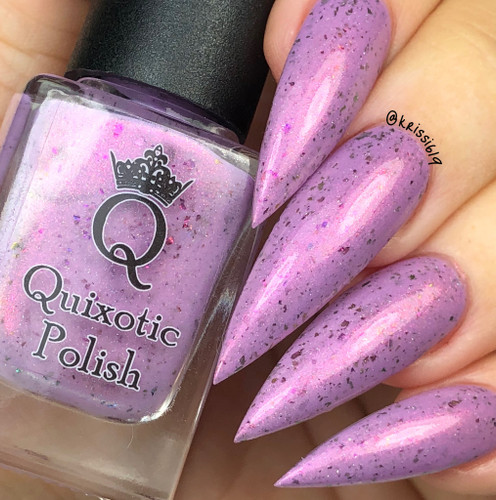 Truth Seekers from the Illumi-Naughty Collection by Quixotic AVAILABLE AT GIRLY BITS COSMETICS www.girlybitscosmetics.com   Photo credit: @krissi619