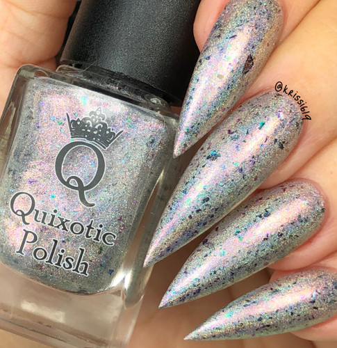 Discordianism from the Illumi-Naughty Collection by Quixotic AVAILABLE AT GIRLY BITS COSMETICS www.girlybitscosmetics.com   Photo credit: @krissi619