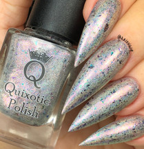 Discordianism from the Illumi-Naughty Collection by Quixotic AVAILABLE AT GIRLY BITS COSMETICS www.girlybitscosmetics.com | Photo credit: @krissi619