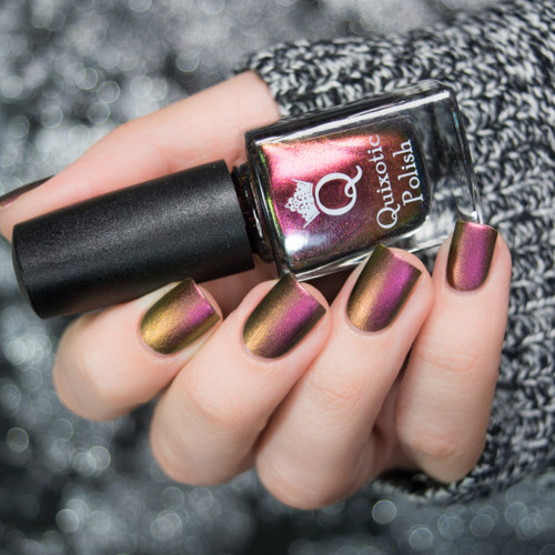 Absolute Monarch from The Little Prince Collection by Quixotic AVAILABLE AT GIRLY BITS COSMETICS www.girlybitscosmetics.com | Photo credit: Blossom Street