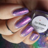 Go Mama from the Hairspray Collection by Quixotic AVAILABLE AT GIRLY BITS COSMETICS www.girlybitscosmetics.com | Photo credit: @mypolishedtips13