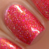Sparkling Lycopene (June 2019 CoTM) by Girly Bits Cosmetics AVAILABLE AT GIRLY BITS COSMETICS www.girlybitscosmetics.com  | Photo credit: Manicure Manifesto
