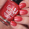 Sparkling Lycopene (June 2019 CoTM) by Girly Bits Cosmetics AVAILABLE AT GIRLY BITS COSMETICS www.girlybitscosmetics.com  | Photo credit: Cosmetic Sanctuary