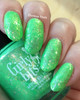 Hook, Lime, & Sinker (June 2019 CoTM) by Girly Bits Cosmetics AVAILABLE AT GIRLY BITS COSMETICS www.girlybitscosmetics.com  | Photo credit: EhmKay Nails