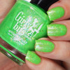 Hook, Lime, & Sinker (June 2019 CoTM) by Girly Bits Cosmetics AVAILABLE AT GIRLY BITS COSMETICS www.girlybitscosmetics.com  | Photo credit: Cosmetic Sanctuary