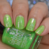 Hook, Lime, & Sinker (June 2019 CoTM) by Girly Bits Cosmetics AVAILABLE AT GIRLY BITS COSMETICS www.girlybitscosmetics.com  | Photo credit: Polished to the Nines