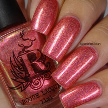 Prawn Cocktail from the Adventure Awaits: Isle of Wight Collection by Rogue Lacquer AVAILABLE AT GIRLY BITS COSMETICS www.girlybitscosmetics.com | Photo credit: Intense Polish Therapy
