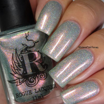Shanklin Chine from the Adventure Awaits: Isle of Wight Collection by Rogue Lacquer AVAILABLE AT GIRLY BITS COSMETICS www.girlybitscosmetics.com | Photo credit: Intense Polish Therapy