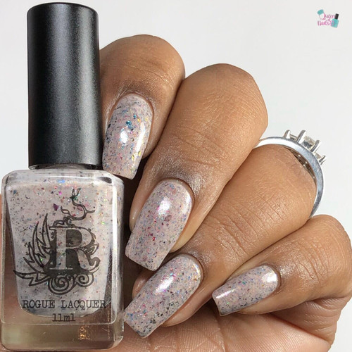 Vintage from the Rogue-aversary Collection by Rogue Lacquer AVAILABLE AT GIRLY BITS COSMETICS www.girlybitscosmetics.com | Photo credit: Queen of Nails 83