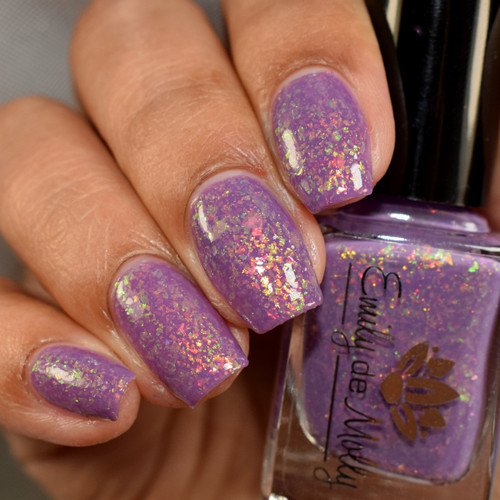 Magic Maker from the May 2019 Anniversary Collection by Emily de Molly AVAILABLE AT GIRLY BITS COSMETICS www.girlybitscosmetics.com | Photo credit: The Polished Mage