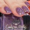 Magic Maker from the May 2019 Anniversary Collection by Emily de Molly AVAILABLE AT GIRLY BITS COSMETICS www.girlybitscosmetics.com | Photo credit: Cosmetic Sanctuary