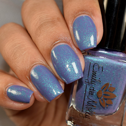 Unframed from the May 2019 Anniversary Collection by Emily de Molly AVAILABLE AT GIRLY BITS COSMETICS www.girlybitscosmetics.com | Photo credit: The Polished Mage