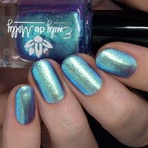 The Outsider from the May 2019 Collection by Emily de Molly AVAILABLE AT GIRLY BITS COSMETICS www.girlybitscosmetics.com | Photo credit: Nail Polish Society