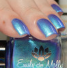 The Outsider from the May 2019 Collection by Emily de Molly AVAILABLE AT GIRLY BITS COSMETICS www.girlybitscosmetics.com | Photo credit: Cosmetic Sanctuary