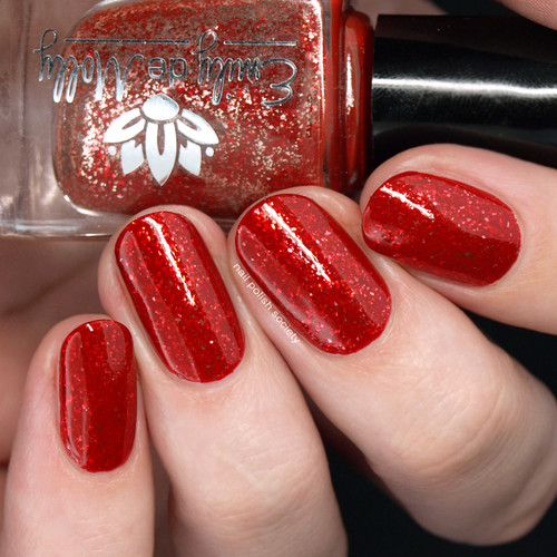 Your Remedy from the May 2019 Collection by Emily de Molly AVAILABLE AT GIRLY BITS COSMETICS www.girlybitscosmetics.com | Photo credit: Nail Polish Society
