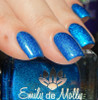 Out Cold from the May 2019 Collection by Emily de Molly AVAILABLE AT GIRLY BITS COSMETICS www.girlybitscosmetics.com | Photo credit: Cosmetic Sanctuary