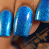 Out Cold from the May 2019 Collection by Emily de Molly AVAILABLE AT GIRLY BITS COSMETICS www.girlybitscosmetics.com | Photo credit: The Polished Mage