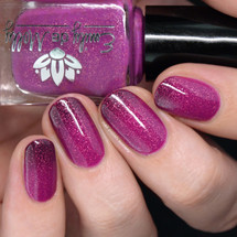 Doll House from the May 2019 Collection by Emily de Molly AVAILABLE AT GIRLY BITS COSMETICS www.girlybitscosmetics.com | Photo credit: Nail Polish Society