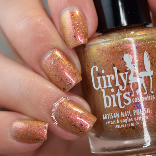 How You Dune? (July 2019 CoTM) by Girly Bits Cosmetics AVAILABLE AT GIRLY BITS COSMETICS www.girlybitscosmetics.com  | Photo credit: Manicure Manifesto