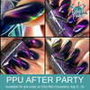 Sharks w/ Frickin' Laser Beams by Baroness X (PPU 2019 After Party Pre-Order) AVAILABLE FOR PRE-ORDER AT GIRLY BITS COSMETICS July 9th - 31st www.girlybitscosmetics.com