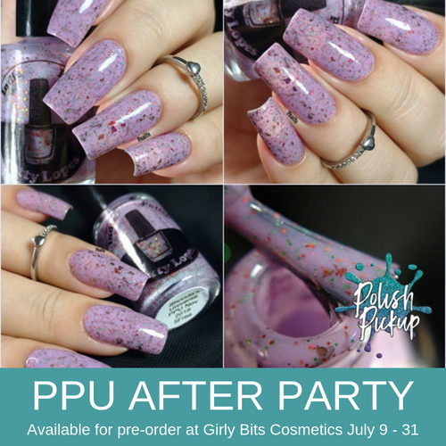 Shonda's Universe (Nov/18) by Indie by Patty Lopes (PPU 2019 After Party Pre-Order) AVAILABLE FOR PRE-ORDER AT GIRLY BITS COSMETICS July 9th - 31st www.girlybitscosmetics.com