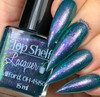 Your Hair Deflated! by Top Shelf Lacquer (PPU 2019 After Party Pre-Order) AVAILABLE FOR PRE-ORDER AT GIRLY BITS COSMETICS July 9th - 31st www.girlybitscosmetics.com | Photo credit: @krissi169