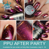 Blood Rain by Sassy Pants Polish (PPU 2019 After Party Pre-Order) AVAILABLE FOR PRE-ORDER AT GIRLY BITS COSMETICS July 9th - 31st www.girlybitscosmetics.com | Photo credit: