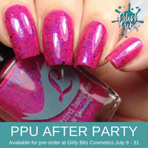 Go Ask Alice by Bluebird Lacquer (PPU 2019 After Party Pre-Order) AVAILABLE FOR PRE-ORDER AT GIRLY BITS COSMETICS July 9th - 31st www.girlybitscosmetics.com | Photo credit: