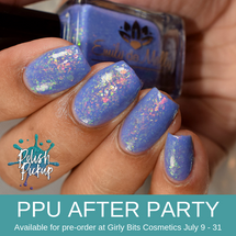 Cute as a Button  by Emily de Molly (PPU 2019 After Party Pre-Order) AVAILABLE FOR PRE-ORDER AT GIRLY BITS COSMETICS July 9th - 31st www.girlybitscosmetics.com