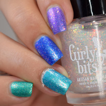 Tony Danza from the Misheard Lyrics Collection by Girly Bits Cosmetics AVAILABLE AT GIRLY BITS COSMETICS www.girlybitscosmetics.com | Photo credit: Manicure Manifesto