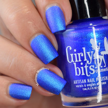 Hot Dogs from the Misheard Lyrics Collection by Girly Bits Cosmetics AVAILABLE AT GIRLY BITS COSMETICS www.girlybitscosmetics.com | Photo credit: Manicure Manifesto