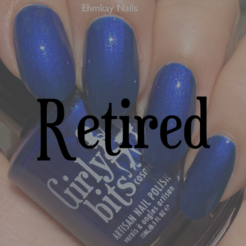 Oceanscape (Aug 2019 CoTM) by Girly Bits Cosmetics AVAILABLE AT GIRLY BITS COSMETICS www.girlybitscosmetics.com  | Photo credit: EhmKay Nails