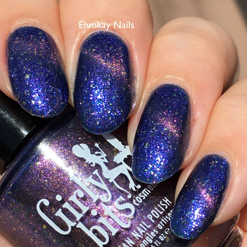 Galactic Haze (CoTM Aug 2019) by Girly Bits