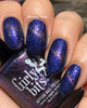 Galactic Haze (MONTH 2019 CoTM) by Girly Bits Cosmetics AVAILABLE AT GIRLY BITS COSMETICS www.girlybitscosmetics.com  | Photo credit: EhmKay Nails