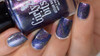 Galactic Haze (MONTH 2019 CoTM) by Girly Bits Cosmetics AVAILABLE AT GIRLY BITS COSMETICS www.girlybitscosmetics.com  | Photo credit: Manicure Manifesto