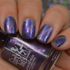 Galactic Haze (MONTH 2019 CoTM) by Girly Bits Cosmetics AVAILABLE AT GIRLY BITS COSMETICS www.girlybitscosmetics.com  | Photo credit: Polished to the Nines