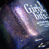 Galactic Haze (Aug 2019 CoTM) by Girly Bits Cosmetics AVAILABLE AT GIRLY BITS COSMETICS www.girlybitscosmetics.com  | Photo credit: Nail Polish Society